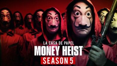 la casa de papel season 5